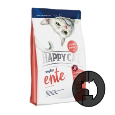 happy cat sensitive 4 kg duck with rice and potato