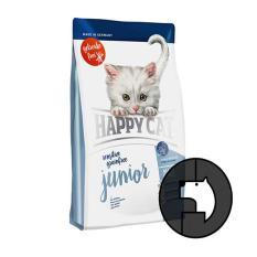 happy cat sensitive 4 kg junior for kittens