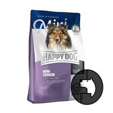 happy dog supreme mini 4 kg mini senior