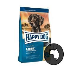 happy dog supreme sensible 4 kg adult karibik with sea fish and potato