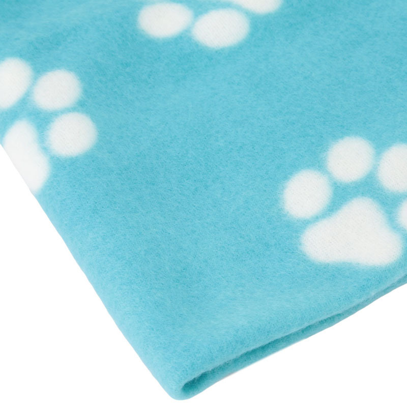 HengSong Pet Daily Blanket Pet Dog/Cat Mat Blue