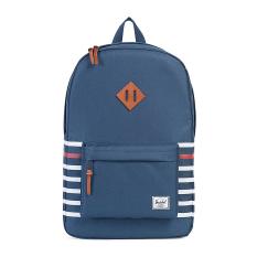 Herschel Heritage Backpack - Navy Offset Stripe