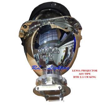 Harga HID Projector Aes 8 Tipe X1 Lensa HTR 2.5 Motor Terbaru klik gambar.