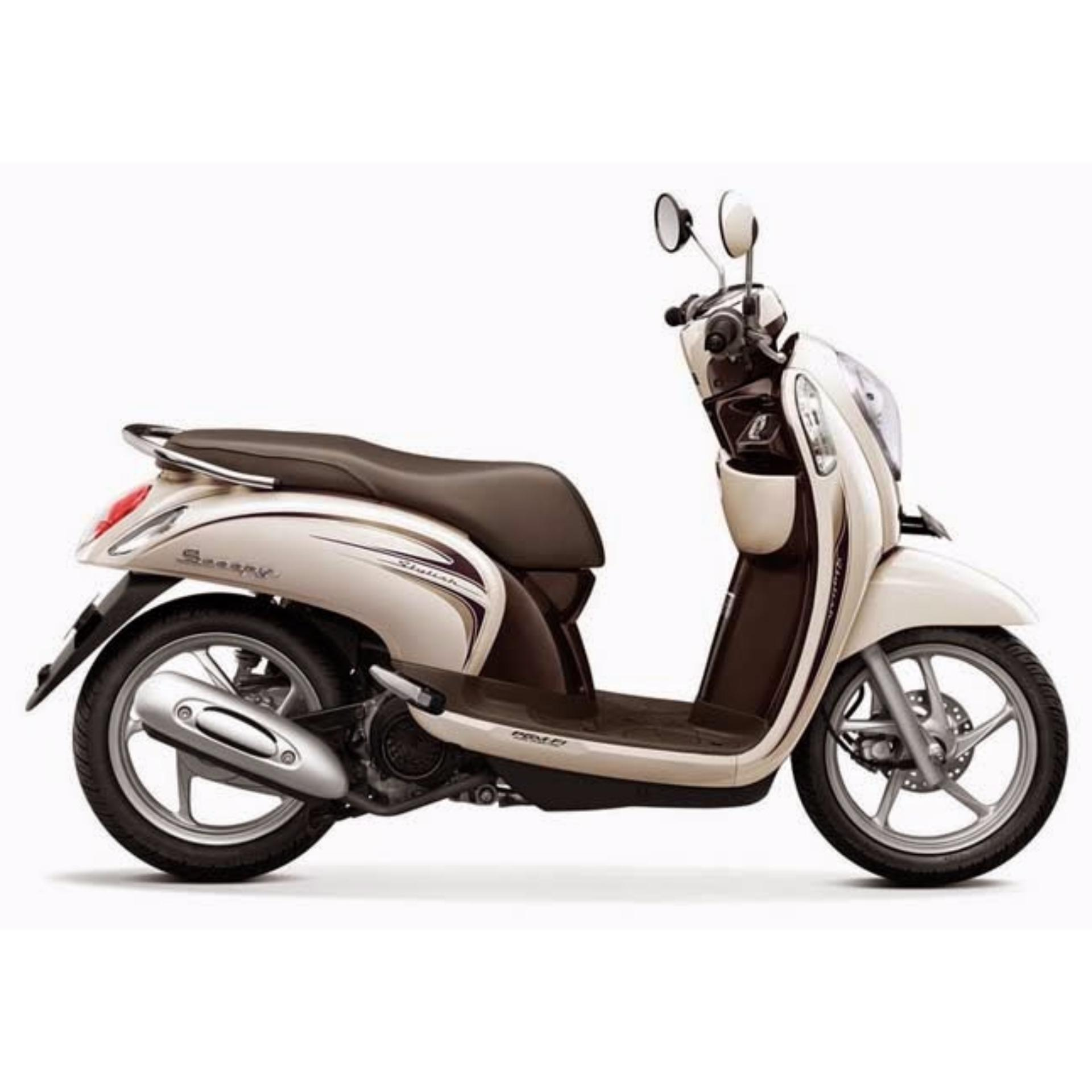 Honda New Scopy Esp Stylish Chic Cream Otr Jawa Barat Daftar Harga Vario 110 Cbs Iss Grande White Kab Semarang