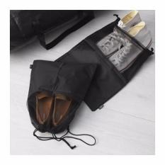 IKEA 2 pcs Tas Sepatu Travel Gym Shoes Bag - Tas Penyimpanan Sepatu - Shoes Pouch