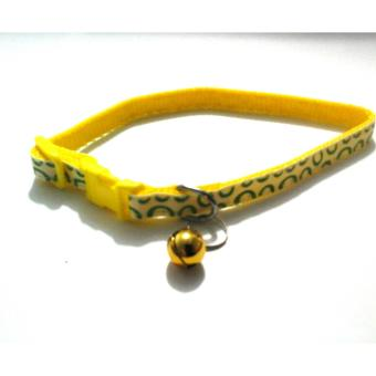 Harga JCC - Semi Circle Collar-Kuning