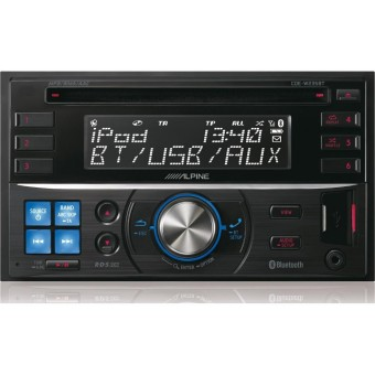 Harga Alpine CDE W233..2Din CD USB Ipod Iphone