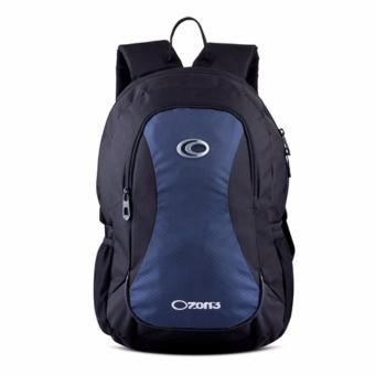 ... Ozone Laptop Backpack 156 Raincover Biru Tua