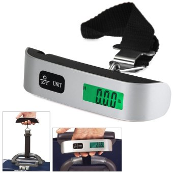 Harga Portable 50kg Capacity LCD Electronic Scale