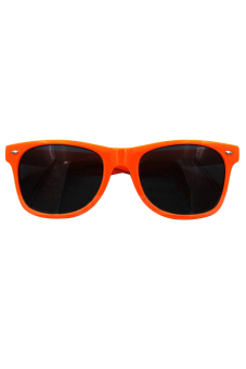 Harga Sanwood Unisex Sunglasses Sports Driving Fishing Designer Shades Eyewear Orange
