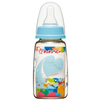 Harga Chuchu PPSU Baby Feeding Bottle Cool Blue 150 ml