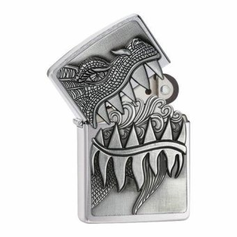 Harga Zippo Original 28969 Fire Breathing Dragon