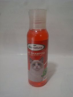 Harga Bio Natural - Cat Shampoo Strawberry