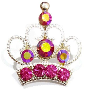 Harga Bros Mini Crown - Pink
