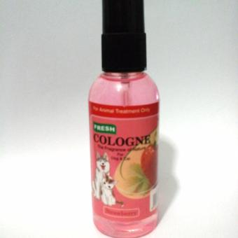 Harga bio natural - Fresh Cologne Strawberry