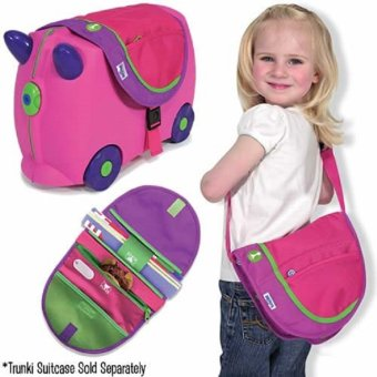Harga Trunki Saddle Bag Pink
