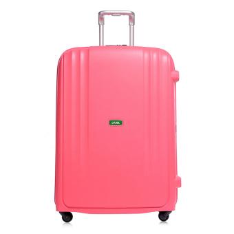 Lojel Streamline Koper Hard Case Large/32 Inch - Pink - Gratis Pengiriman JABODETABEK