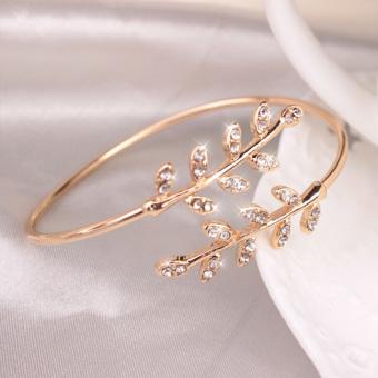 anting International. Membuat Kadis 24 KB berlapis emas keindahan perhiasan hati Gloden .
