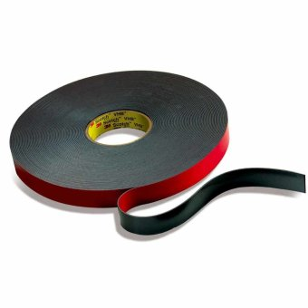 Harga 3M - Double Tape Merah 24MM Asli