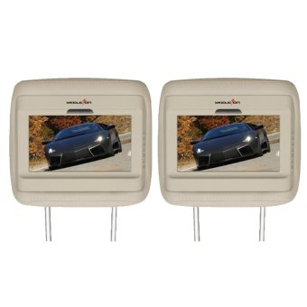 Harga Skeleton Monitor Headrest SKT 751 Cream