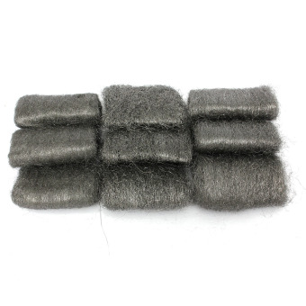 Harga 9 x Steel Wire Wool Pads - 3 of Each Coarse Medium Fine Rust Remover Polishing - intl