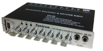 Harga Centrum Parametric EQ 8S Equalizer