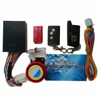 Harga Alarm Motor MP Two Way Plus Check Engine