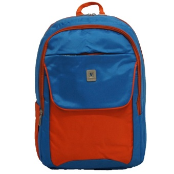 Harga Voyager Tas Ransel Laptop Kasual 7819 Backpack Up to 15 inch Bonus Bag Cover - Biru