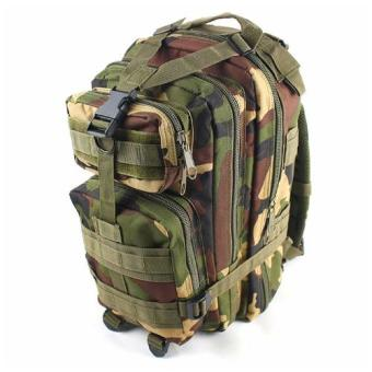 Harga Tas Ransel Tentara Army Camouflage Travel Hiking Bag 24L
