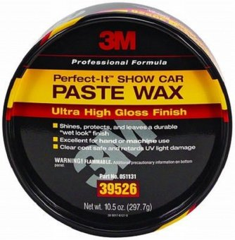 Harga 3M 39526 Perfect-it Show Car Paste Wax - Pasta Wax Pengkilap Body Mobil - 1 Each