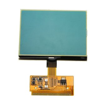 Harga Autoleader New VDO LCD CLUSTER Display Screen For Audi A3 A4 A6 Volkswagen Passat Seat