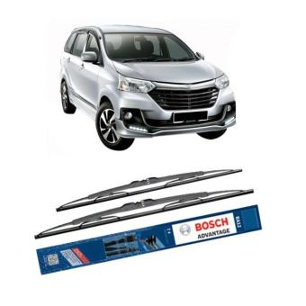 Harga Wiper Bosch Advantage Grand New Avanza 2Pcs (Kn-Kr) Original