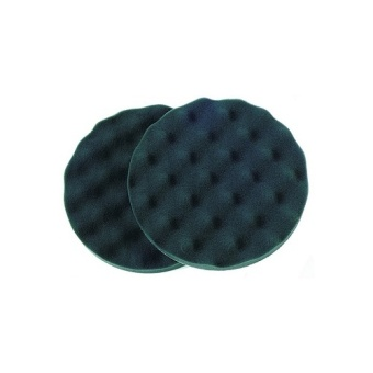 Harga 3M 5725 Perfect-It Foam Polishing Pad 8 in - Foam Untuk Pilishing Mobil - 2 Each - Hitam