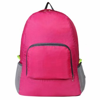 Harga Tas Ransel Lipat / FOLDABLE TRAVEL BACKPACK BAG