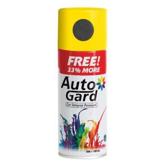 AutoGard - HO34 Honda Anchor Paint - Grey Metallic - Abu Metalik - Premium Automotive Motorcycle