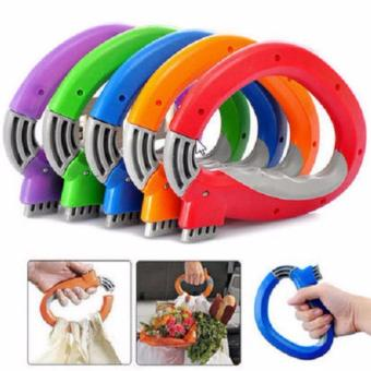 Harga One Trip Grip Shopping Bag Handle Holder Pegangan Pembawa Tas Belanja - Random Colour