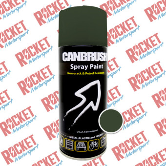 Harga Whiz CanBrush Automotive Motorcycle Car Paint - Cat Semprot Motor Mobil Spray Aerosol Paint - C142 Army Green Can Brush