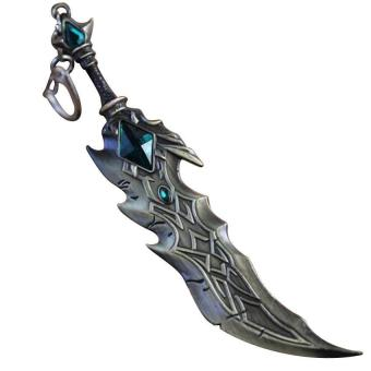 Harga League Of Legend Weapon lol Keychain Tryndamere Keychain Weapon