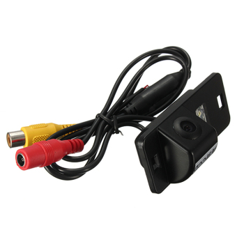 Waterproof 170 Degrees Night Vision Car Rear View Camera for BMW E39 E46s (Black)