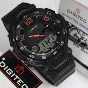 Digitec Jam Tangan Sport Dual Time Pria DG2105