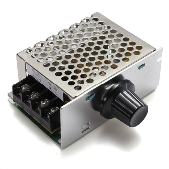 Harga 4000 Watt Daya Tinggi Scr Volt Pengatur Pengendali Kecepatan Elektronik Ac 220 V