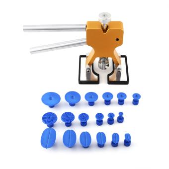 Harga Alat pengangkat lem penarik + 18 Tab menyerukan penghapusan yang tidak dicat dan penyok perbaikan