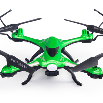 Harga H31 Waterproof Fall Resistance Helicopter 4 Channels 2.4GHz(green)