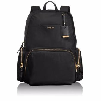 Harga Tumi 484707 Voyageur Calais Backpack Womens Laptop Bag Boarding - intl