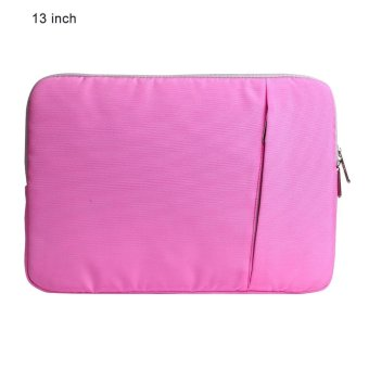 Harga SSIMOO Shockproof Nylon Fabric Laptop Bag Tablet Pouch Sleeve for MacBook 13 inch - intl