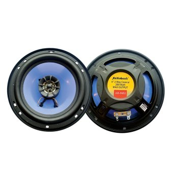 Harga AUDIOBANK AB-F652, 6' Coaxial Speakers 200W Max Power