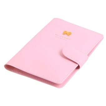 Harga Yingwei Short Sweet Outdoor Passport Covers Pink