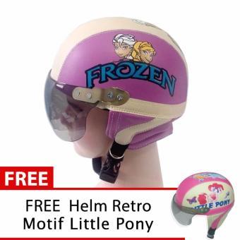 Usia 1- 5 Tahun Motif Frozen - Pink/. Source.