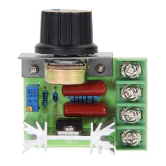 4000 Watt 220 V Ac Scr Tegangan Pengatur Lampu Dim Motor Listrik Source .