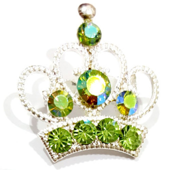 Harga Bros Mini Crown - Green